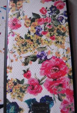 Carcasa floral multicolor iphone 6 plus