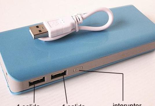 Cargador powerbank 18000mam carga tablet, movil