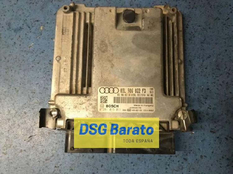 Centralita motor uce 03l906022fd audi a3 (8p) vers