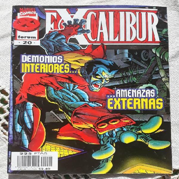 Comic excalibur #20
