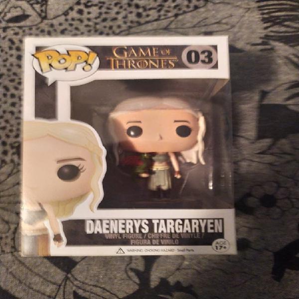 "Daenerys targaryen funko pop! ""juego de tronos"""