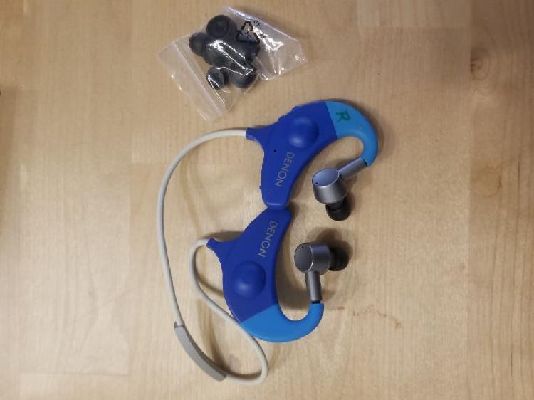Denon auriculares deportivos bluetooth