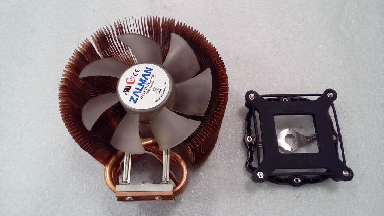 Disipador zalman zf1125bth para socket 775