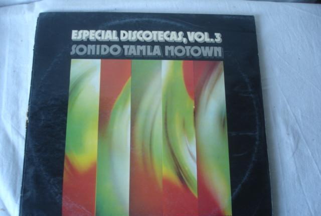 Especial discotecas, vol. 3 - sonido tamla motown