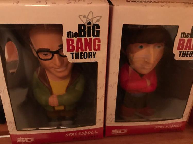 Figuras de big bang theory