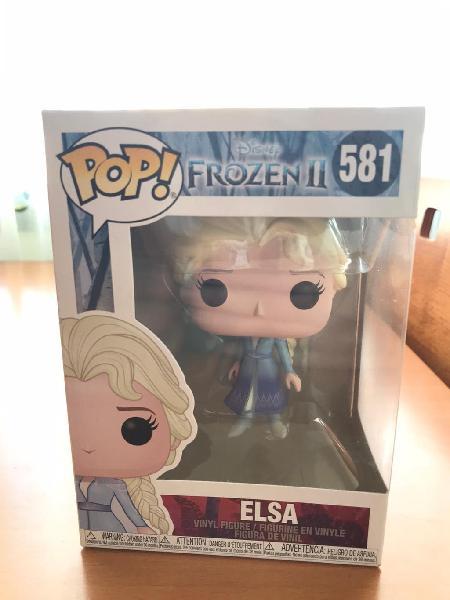 Funko pop - elsa (frozen 2)