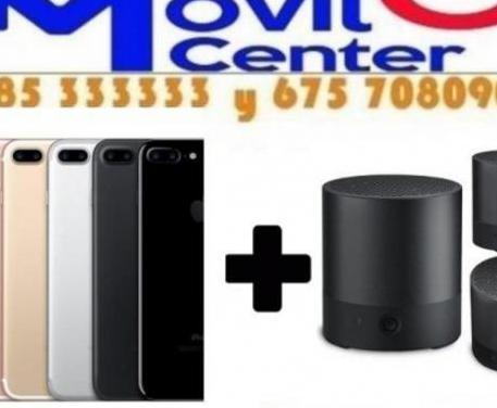 Iphone 7 plus 256gb como nuevo =movil center=