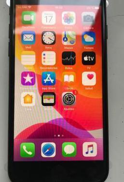 Iphone 7, 32 gb, negro mate, nuevo, ref.40