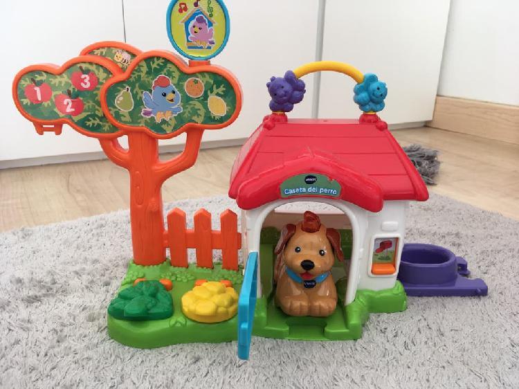 La caseta del perro de vtech