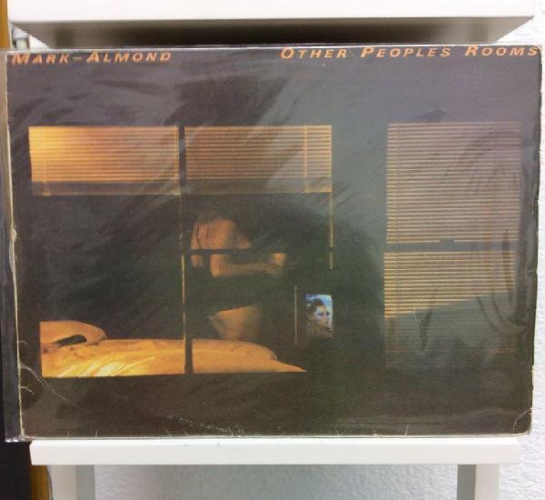 Mark almond - other peoples rooms - lp - ed.española - 1978