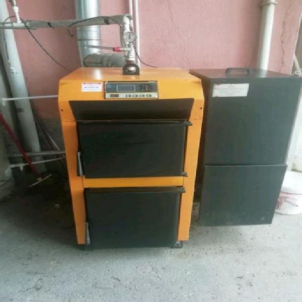 Montaje y reparación calderas y estufas