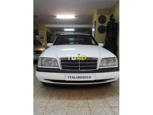 Mercedes clase c 250 turbo diesel