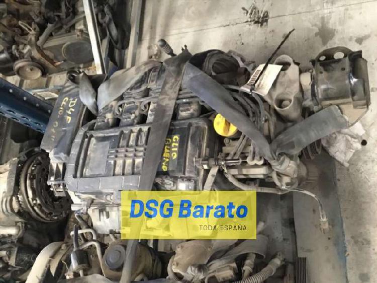 Motor renault clio ii (1990-2009) 1.2 i 16v (75 cv