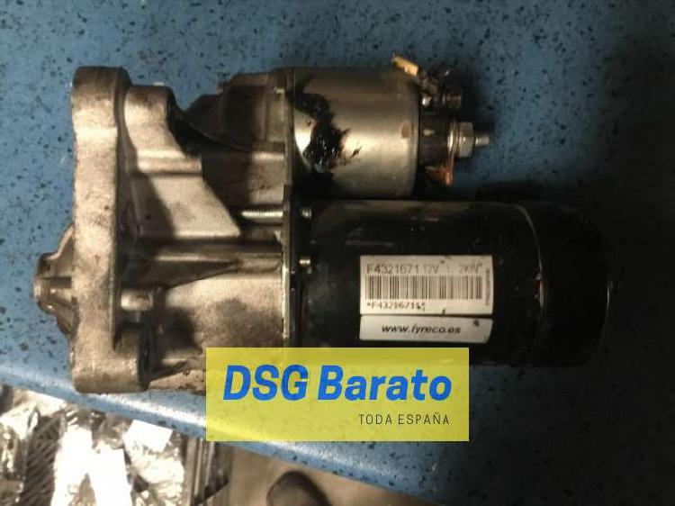 Motor de arranque renault scenic i (1996-2003) 1.9