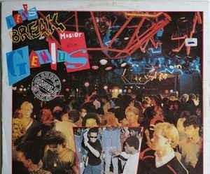 Máster genius - maxi-single spain 1984