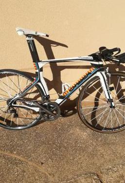 Orbea ordu carbono 2015 talla l triatlón