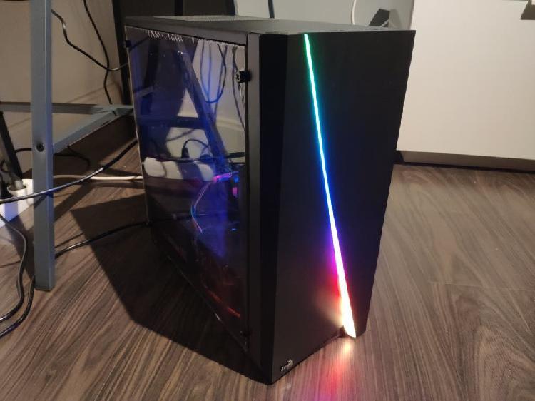 Pc gamer 800€/i7/8gb/gtx1050ti/ssd