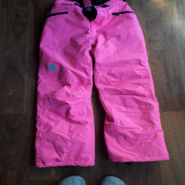 Pantalon esquiar niña talla 10