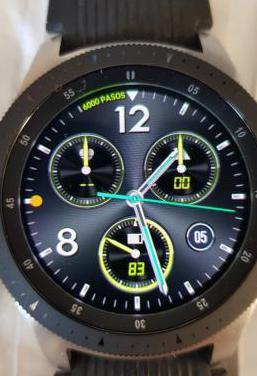 Samsung galaxy watch 46mm bluetooth lte