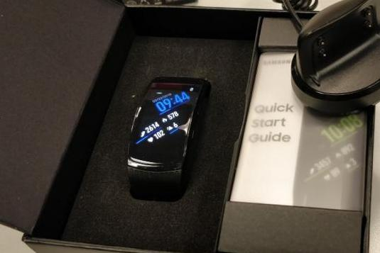 Samsung gear fit 2 pro nuevo