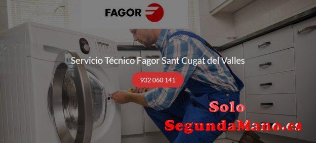 Servicio técnico fagor sant cugat del vallès 934242687