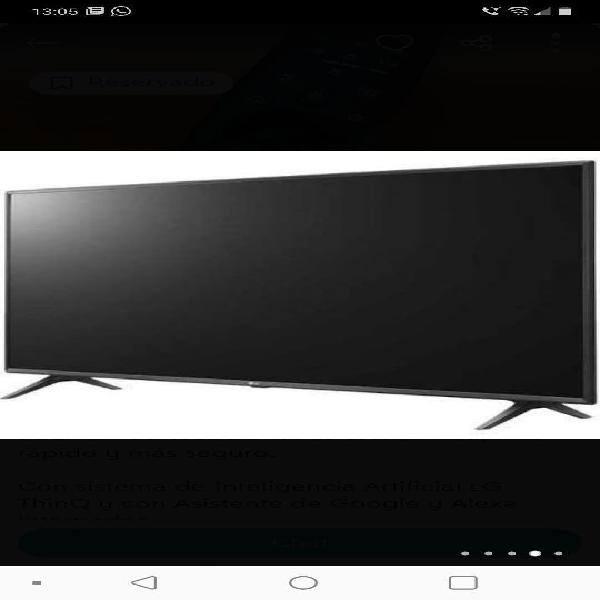 Television led 50 pulgadas 4k