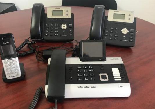 Telefonos voz ip