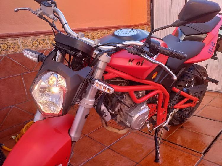 Vendo moto motor hispania nk1