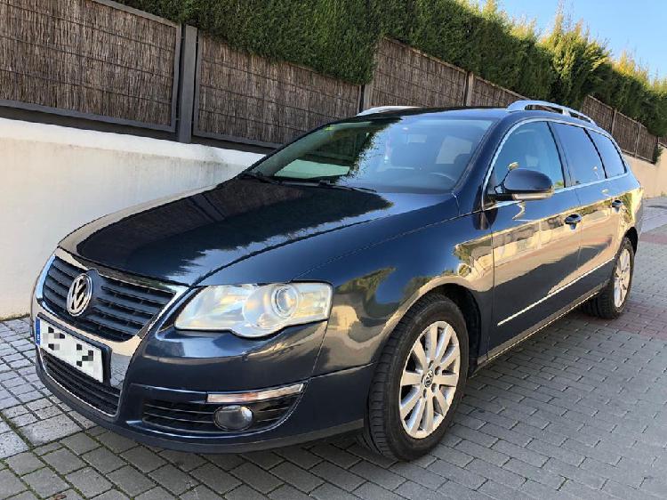 Volkswagen passat 2.0 tdi 140cv