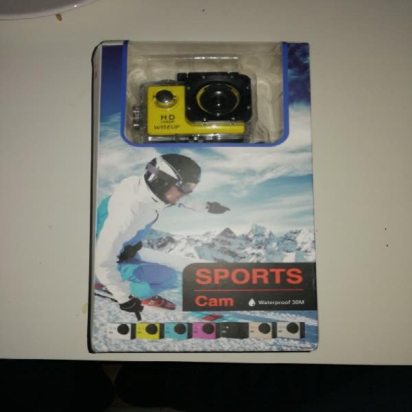 Camara deportiva (sport cam)