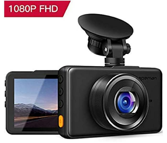 Dash cam cámara coche nueva