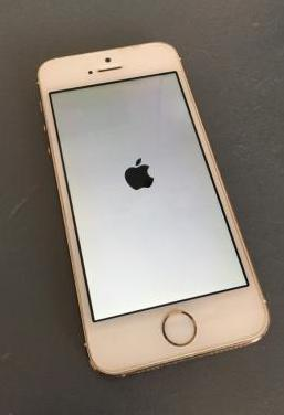 Iphone 5s de 16gb blanco