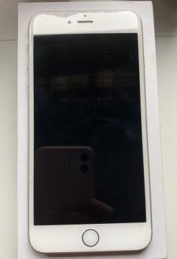 Iphone6 plus 64gb blanco