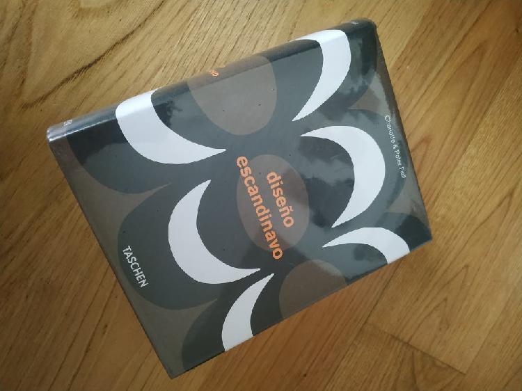 Libro nuevo diseño escandinavo