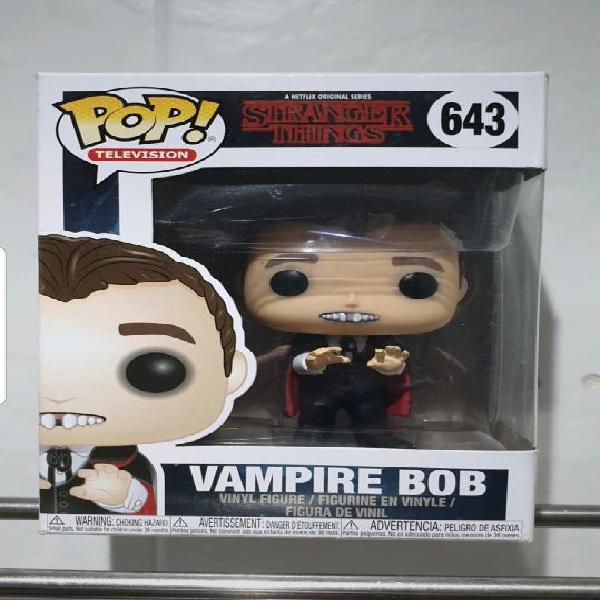 Nuevo precintado funko pop vampire bob 643