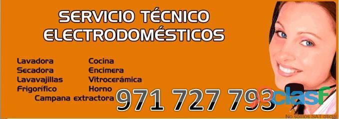 Servicio técnico de dietrich mallorca tlf. 971 727 793
