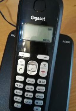 Teléfono inalambrico gigaset as300