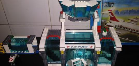 Aeropuerto de lego
