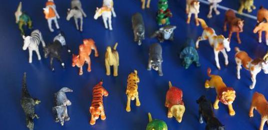 Animales pequeños 20 unidades preciosos