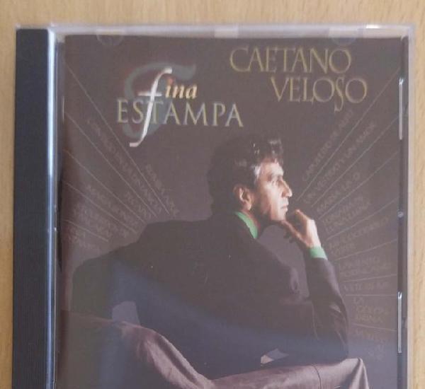 Caetano veloso (fina estampa) cd 1994