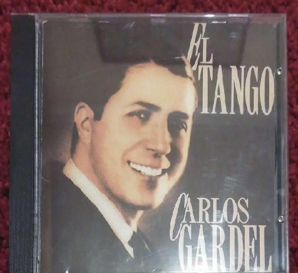 Carlos gardel (el tango) cd 1990