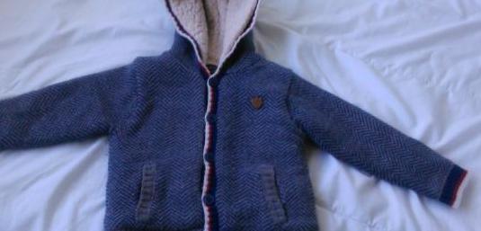 Chaqueta de bebe mayoral 18 meses-86cm.