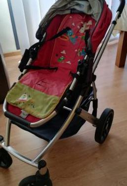 Colchoneta silla paseo y saco invierno
