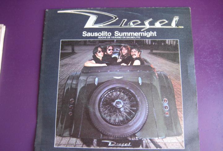Diesel sg polydor 1981 - sausolito summernight +1 pop soft