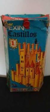 Exin castillos numero 1 de la serie azu