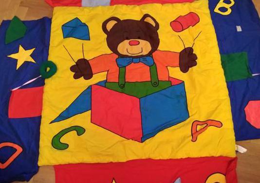 Imaginarium manta de juegos infantil