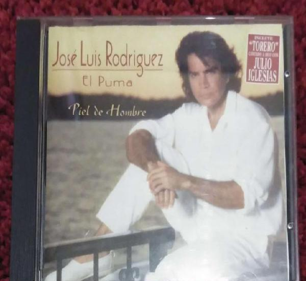 Jose luis rodriguez - el puma - (piel de hombre - canta a