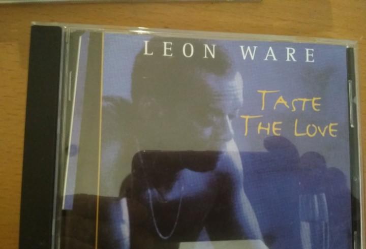 Leon ware taste the love cd