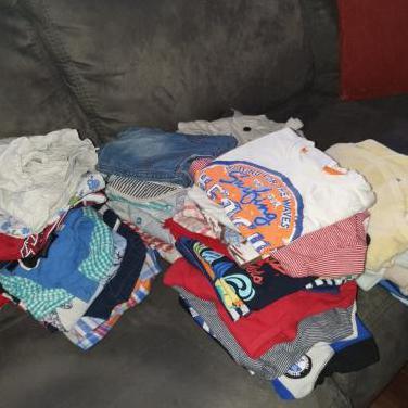 Lotes de ropa de niño