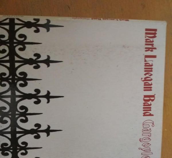 Mark lanegan band gargoyle cd